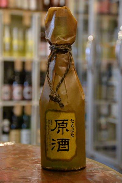 画像1: たちばな 原酒 720ml (1)